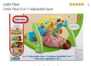 Little Tikes 5-in-1 Adjustable Gym