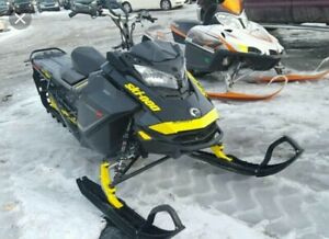 Buying all snowmobiles and atvs