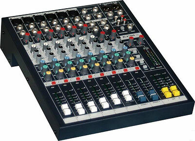 Soundcraft EPM6 8-channel Mixer Best Deal on the (Best Powered Monitors)