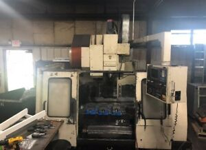 1994 Yang CNC Vertical machining center MV-3A