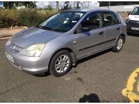 Honda Civic 1.6 £650 12 months mot