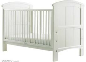 Cosatto 3 in 1 Cot / bed / day bed / seat