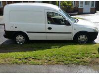 VAUXHALL COMBO LPG VAN 55p A LITRE CHEAPER THAN DIESEL SWAP FOR BIGGER OR BIKE combo transit van