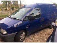 Citroen Dispatch Van for sale may swap/Part ex