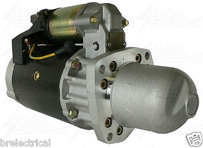 Starter Motor John Deere Power Unit 500 Skidder 740 740a Tool Carrier 544e 544g
