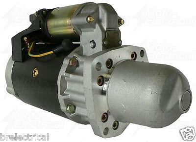 Starter Motor John Deere Tractor 4840 4850 8430 8440 8450 Ar41627 Ar55639
