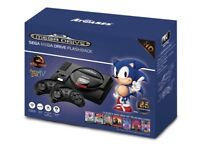 Sega Megadrive HD Games Console with 85 Games