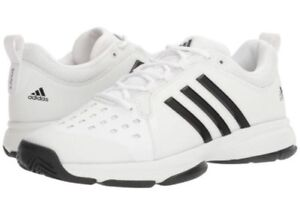 New Adidas Men's Barricade court shoes, size 10.5