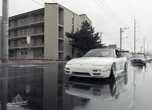 1993 Nissan 240SX Convertible Cabriolet