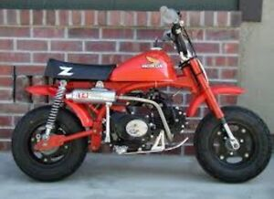Looking for a Honda z50