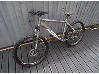 "Carrera Vengeance Mens Mountain Bike 20"""