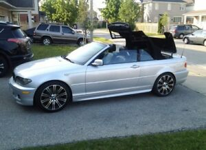 2004 BMW Convertible M 330ci Sports Package