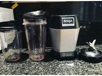 &45 negot. Ninja Food Blender Mixer excellent condition - pick up Marble Arch