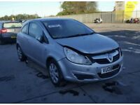 Vauxhall Corsa 1.3 cdti Damage repairable