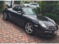 Porsche Boxster 2.7 987 convertible
