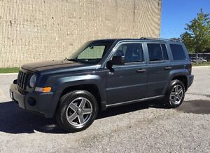 Certified 2008 Jeep Patriot