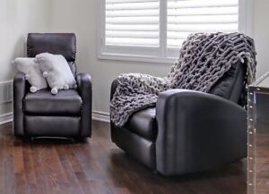 RECLINERS Space-Saving Design (Just like Brand New)!!!