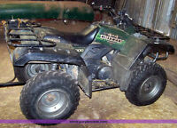 1999 Yamaha Grizzly 600
