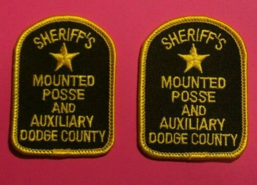2 - Dodge County Sheriff