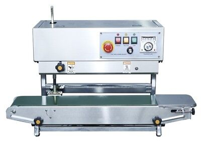 Fr-900 Stainless Steel Dual Vertical And Horiz. Bag Band Sealer From California