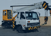Tadano TS70M-2 Slewing Crane 5 Tonne Hydraulic Truck Crane Hoppers Crossing Wyndham Area Preview