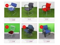 Used & New Stacking / Stackable Chairs For Sale. Visit Our Chester Showroom @ City Office Furniture