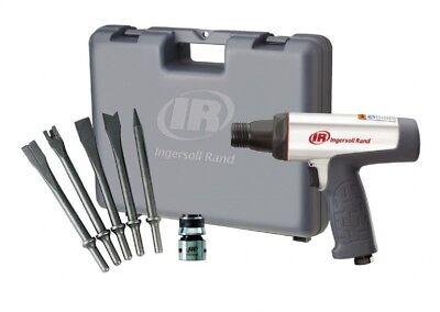 Ingersoll Rand 122MAXK - Vibration Reduced Short Barrel Air Hammer w/ 5 Chisels