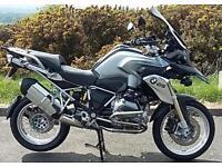 2014 BMW R1200GS 1170cc