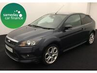 £126.93 PER MONTH FORD FOCUS 1.8 ZETEC S HATCH PETROL MANUAL