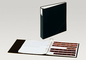 KAISER-2500-PRO-FILING-BINDER-FOR-NEGATIVE-OR-SLIDE-FILING-SHEETS-ALBUM-STORAGE