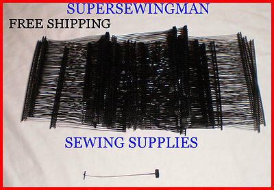 New 1000 Pcs. Black Standard Price Tag Tagging Tagger 3 Barbs Fasteners