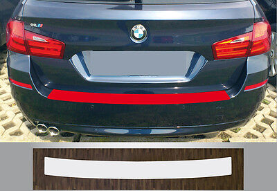 Lackschutzfolie Ladekantenschutz transparent BMW 5er F11 Touring 2010 - 2019