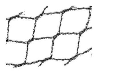 Aviary Poultry Net Netting 12 X 200 Light Knitted 1 Mesh