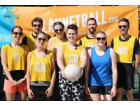 Netball for Beginners/Returners - Learn the game