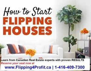 How to Start Flipping Houses in Kitchener