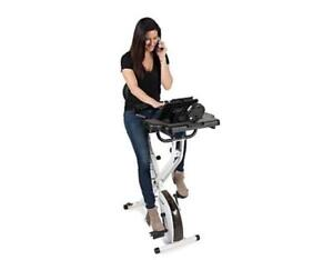 FitDesk Laptop Exercise Bike