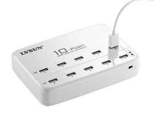 60-Watts-10-Port-USB-Wall-Charger-Multi-Port-for-USB-Powered-Devices-Universal