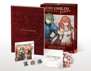 BNIB Fire Emblem Echoes: Shadows of Valentia Collectors Edition