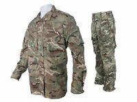 New Army Camo Uniform Set. Medium