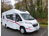 2018 SUNLIGHT T64 AUTOMATIC, DROP DOWN BED, SAVING £4,440 OFF RRP!, MOTORHOME