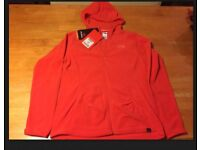 The North Face Women's Masonic Fire Brick Red Long-sleeve Hoodie - Large - Brand NEW with tags