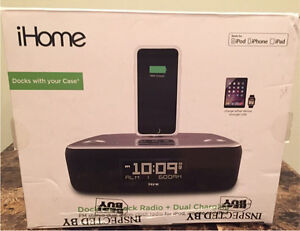 Ihome docks with your case