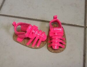 Baby Girl Shoes Size 1-3