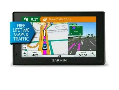 Garmin 50LMTHD DriveSmart GPS Free Life Time Map Updates ,Traffic Alerts
