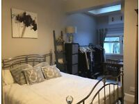 Large double bedroom in St Leonard's