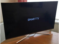 "Samsung 40"" 4K UHD WIFI SMART -1500PQI TV UE40KU6400 - FREEVIEW HD - WARRANTY"