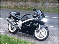 Gsxr srad 600 swap for Suzuki bandit