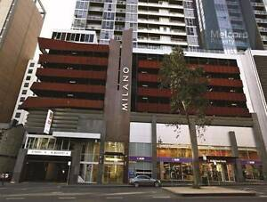 CBD Swanston St - Car Park for Rent with Gym & Swim Pool Carlton Melbourne City Preview