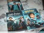 lot de dvd harry potter comme neuf 4 dvd