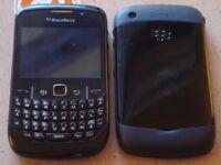 BlackBerry Curve 8520 on Vodafone
